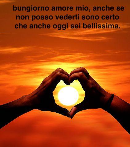 Buongiorno Amore Immagini Immagini Con Frasi Per Messaggi D