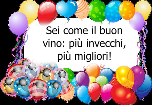 Auguri Di Buon Compleanno Spiritosi Frasi E Immagini Per