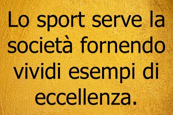 Frasi Sullo Sport Aforismi E Frasi Belle Sullo Sport